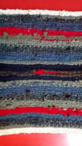 Wooly jumper rug...