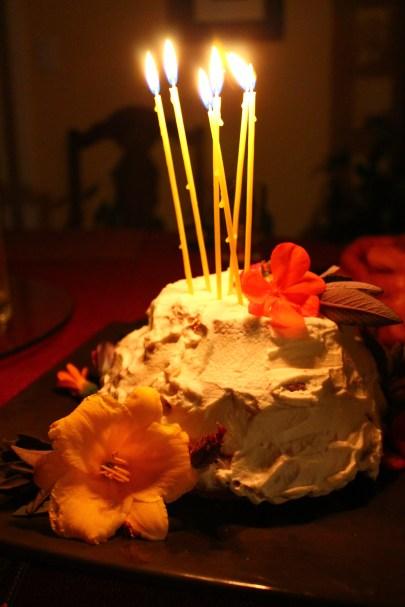 C.L.'s 56th Birthday Cake
