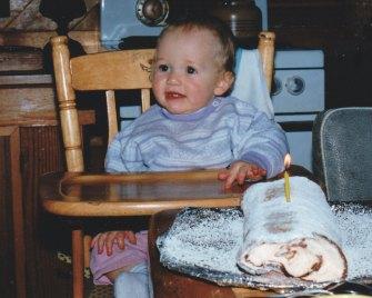 F.'s 1st Birthday