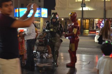 Homem de Ferro- Artistas na calçada da fama- by ClauGrunow