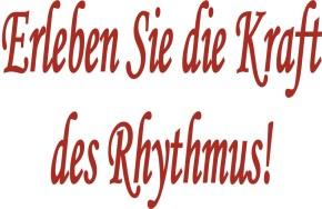 Afrikanisches Trommeln in Nürnberg