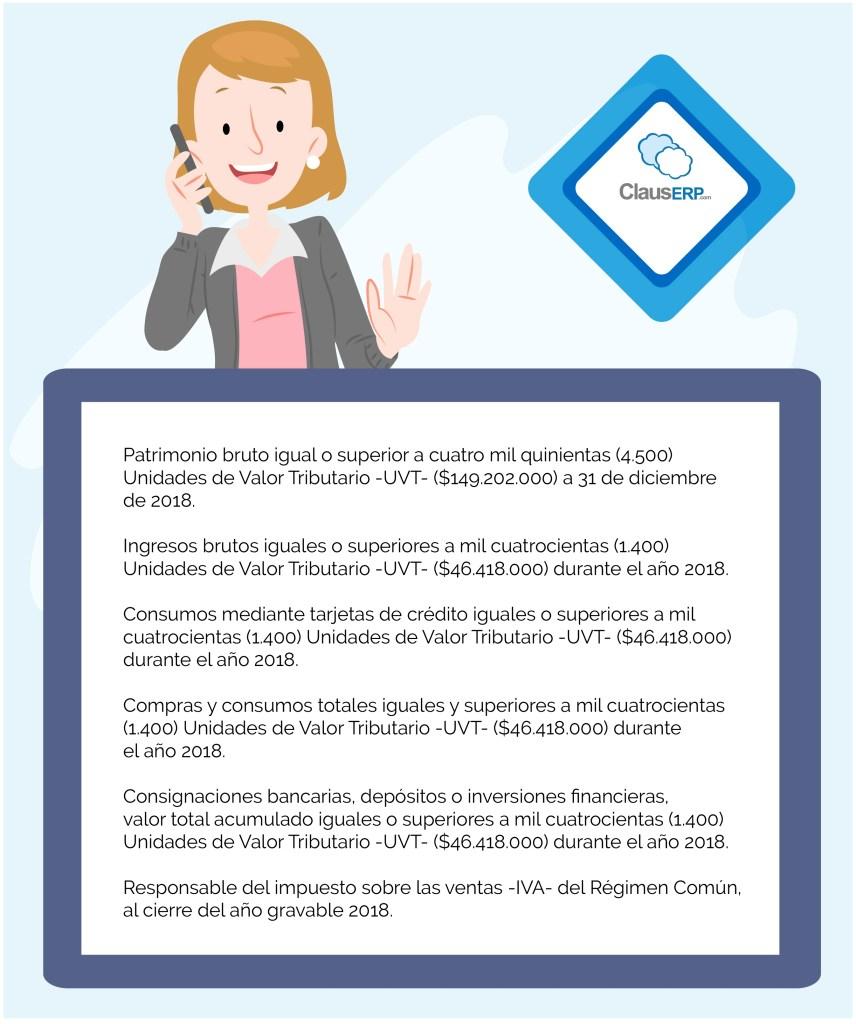 Documentos declaración de renta 2019