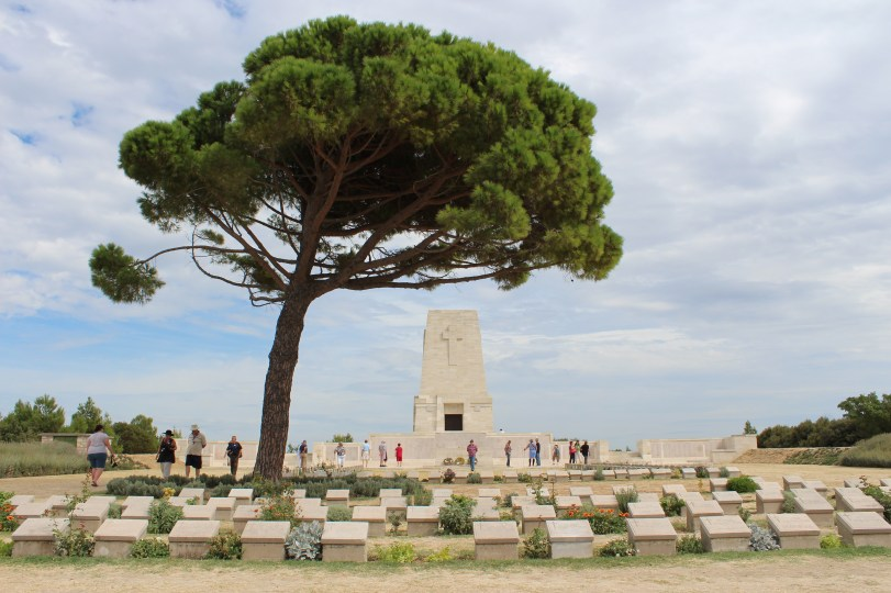 The Lone Pine Cemetery
