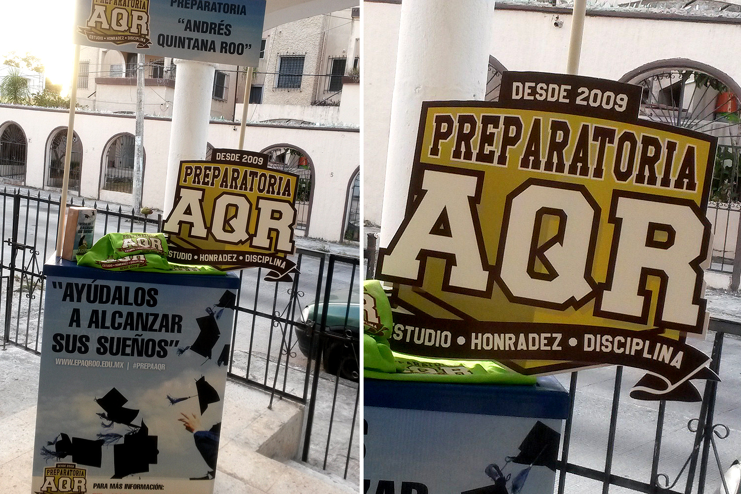 aqr-demo-stand