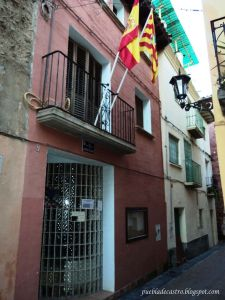 Cella Mayor --- Autor de la foto Pedro Bardaji Suarez
