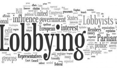 Régimen de los lobbies. Ley aragonesa de Integridad y Etica Públicas