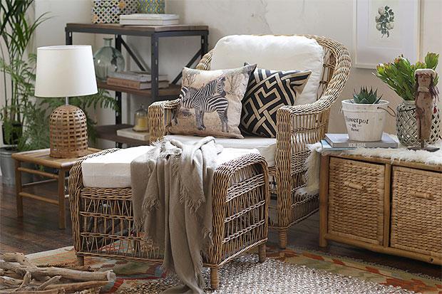 0 Aprovecha Muebles Terraza Dentro Casa Set Ratan Homy