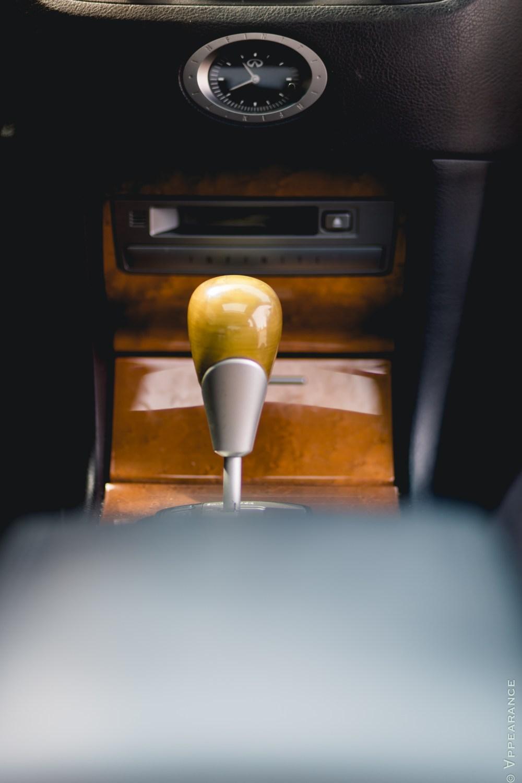 2003 Infiniti M45 interior