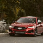 2021 Acura Tlx A Spec Finally Feels Like The Cool Acuras Of Yore