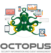 Solução Octopus - Security Information and Event Management