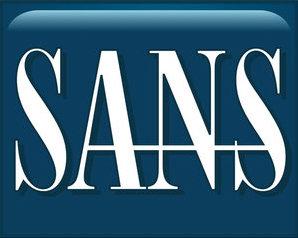 Logo SANS