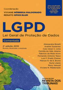 Livro LGPD - Lei Geral de Proteção de Dados - Comentada