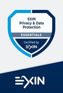 Curso Exin Privacy & Data Protection Essentials