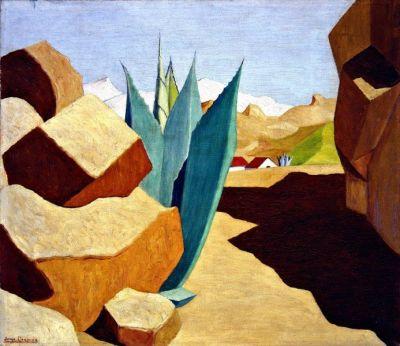 Rocas y pitas. Jorge Oramas