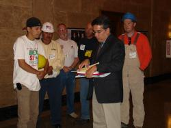 Members of the Prevailing Wage Committee