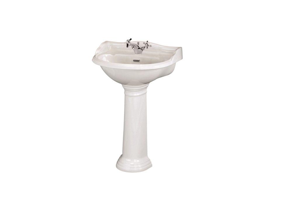Hudson Reed Old London Wash Basin Pedestal