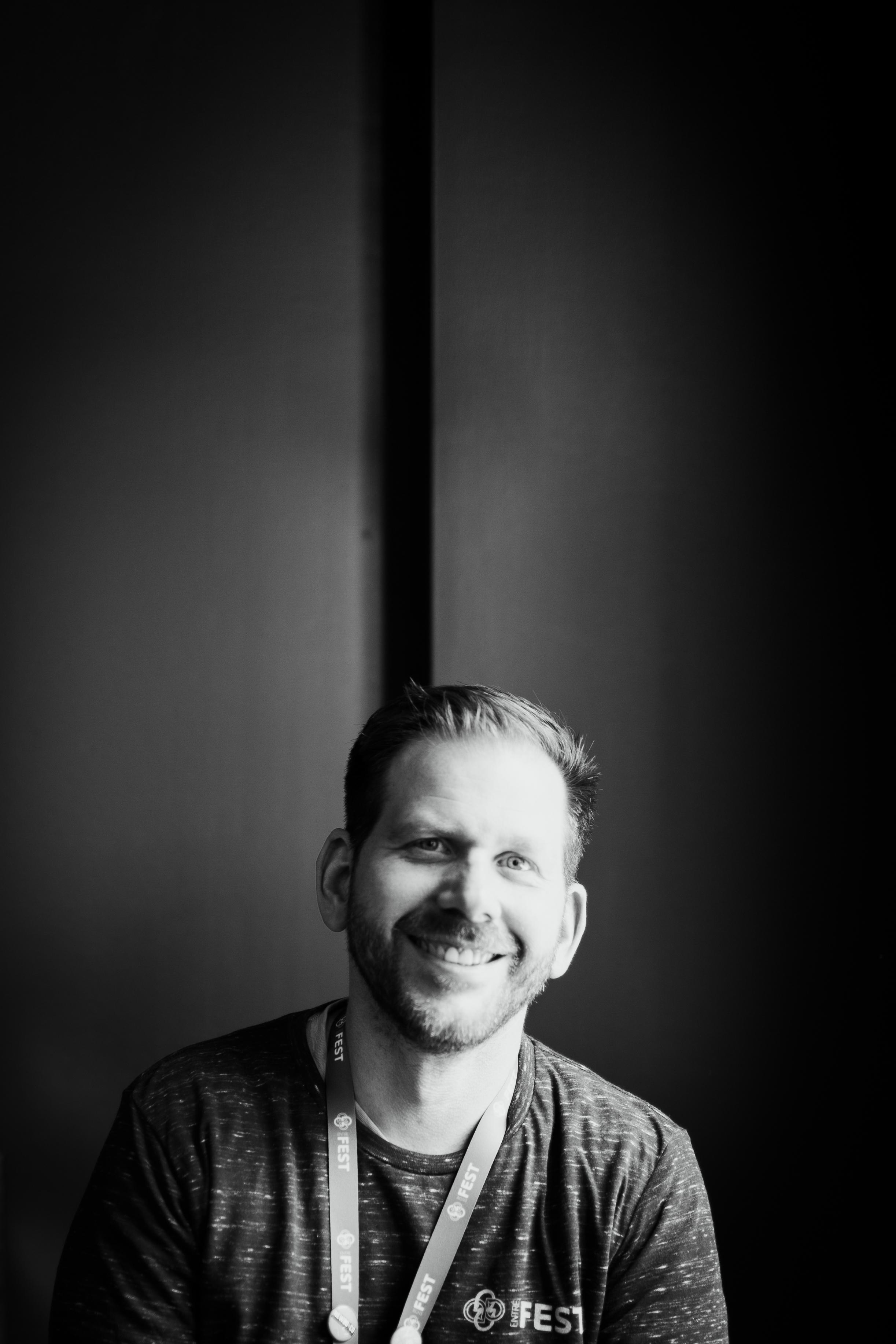 Meet David. David loves the taste of entrepreneurial Kool-Aid. Cheers to that.