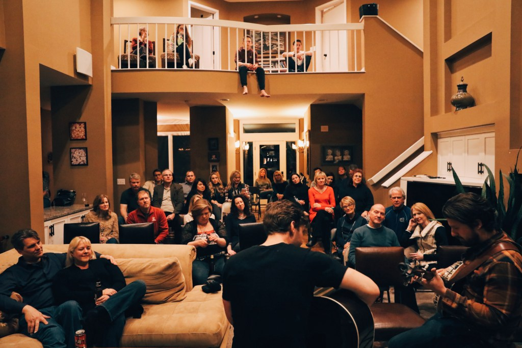 HomeDitty house concerts