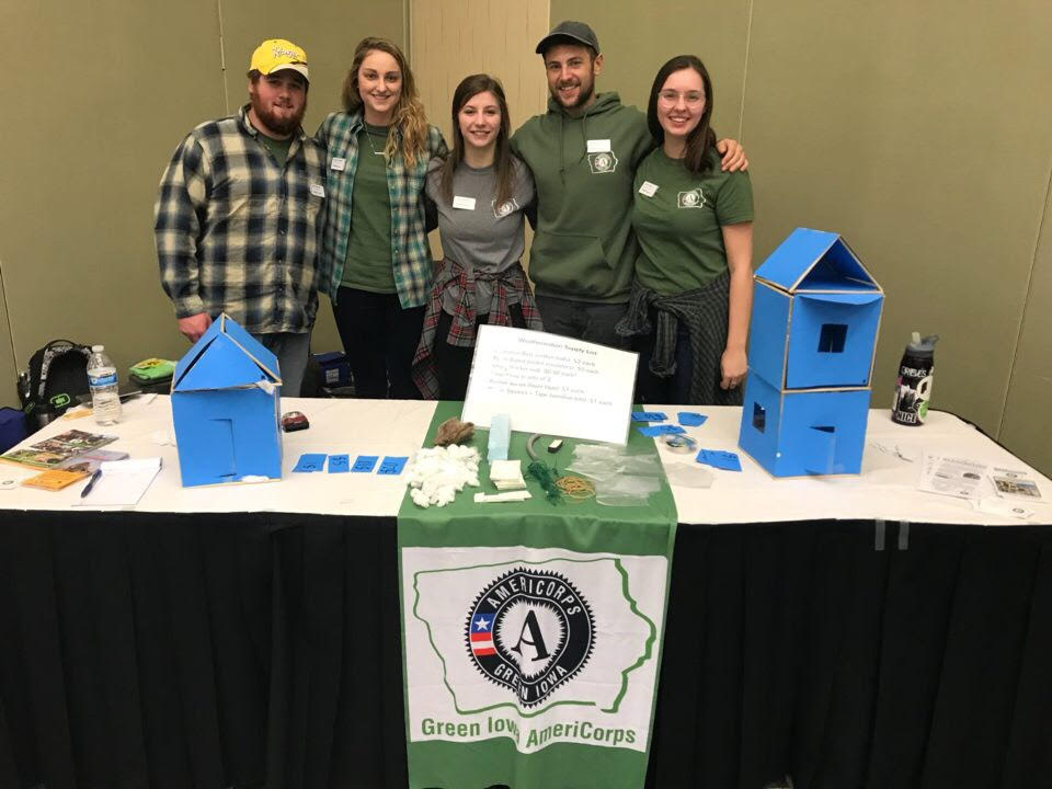 Green Iowa Americorps
