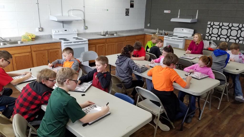 Gilmore City Bradgate Elementary
