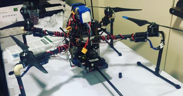 Rantizo Drone