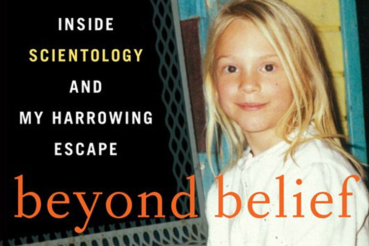 """Beyond Belief: My Secret Life Inside Scientology and My Harrowing Escape"" by Jenna Miscavige Hill. William Morrow, 416 pp. $27.99."