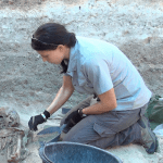 Profile of History Flight archaeologist Kristen Baker in Tulane magazine