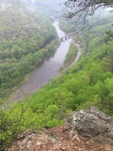 Appalachian Trail Nolichucky River