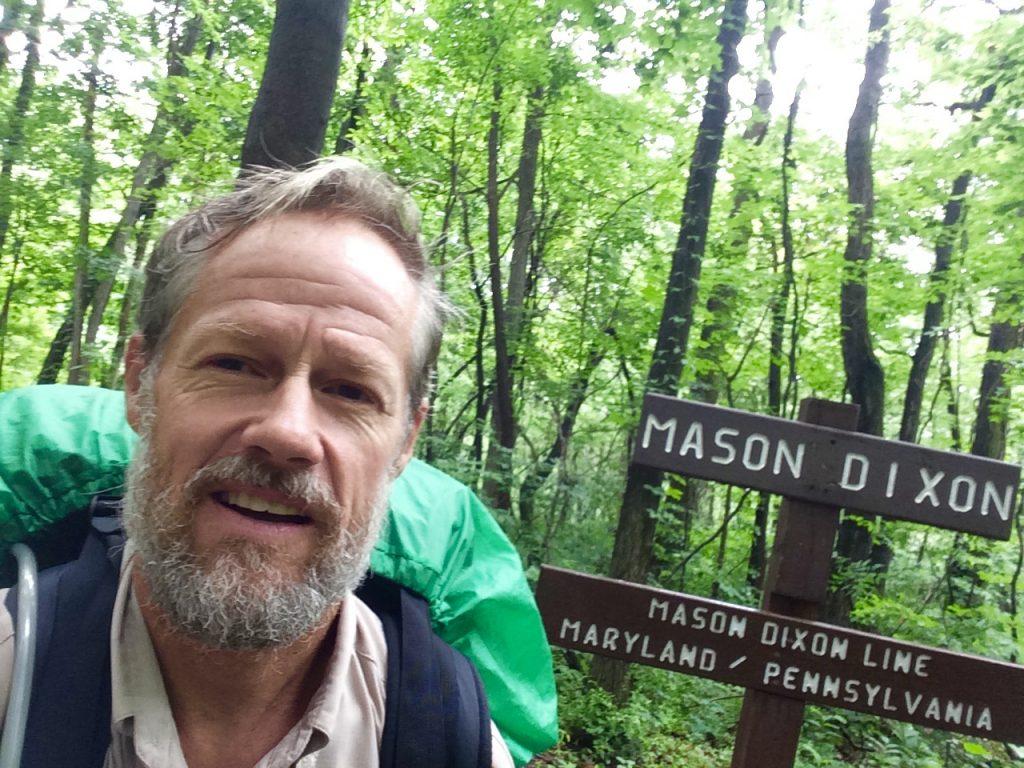 appalachian trail mason-dixon line