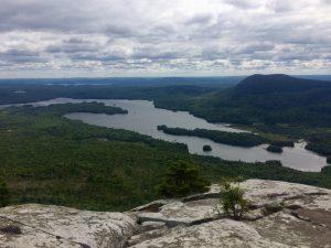 appalachian trail lake onawa