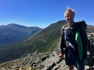 appalachian trail mount madison