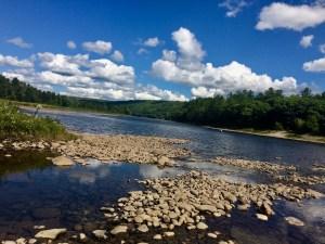 appalachian trail kennebec river