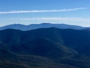 lafayette washington appalachian trail