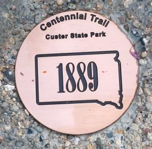 centennial trail 1889 clay bonnyman Evans