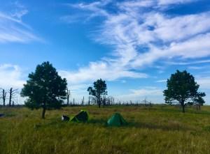 pine ridge camping clay bonnyman