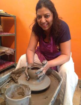 pottery artist in jaipur