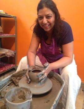 pottery artist in jaipur