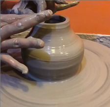 FORMATION OF THE CLAY