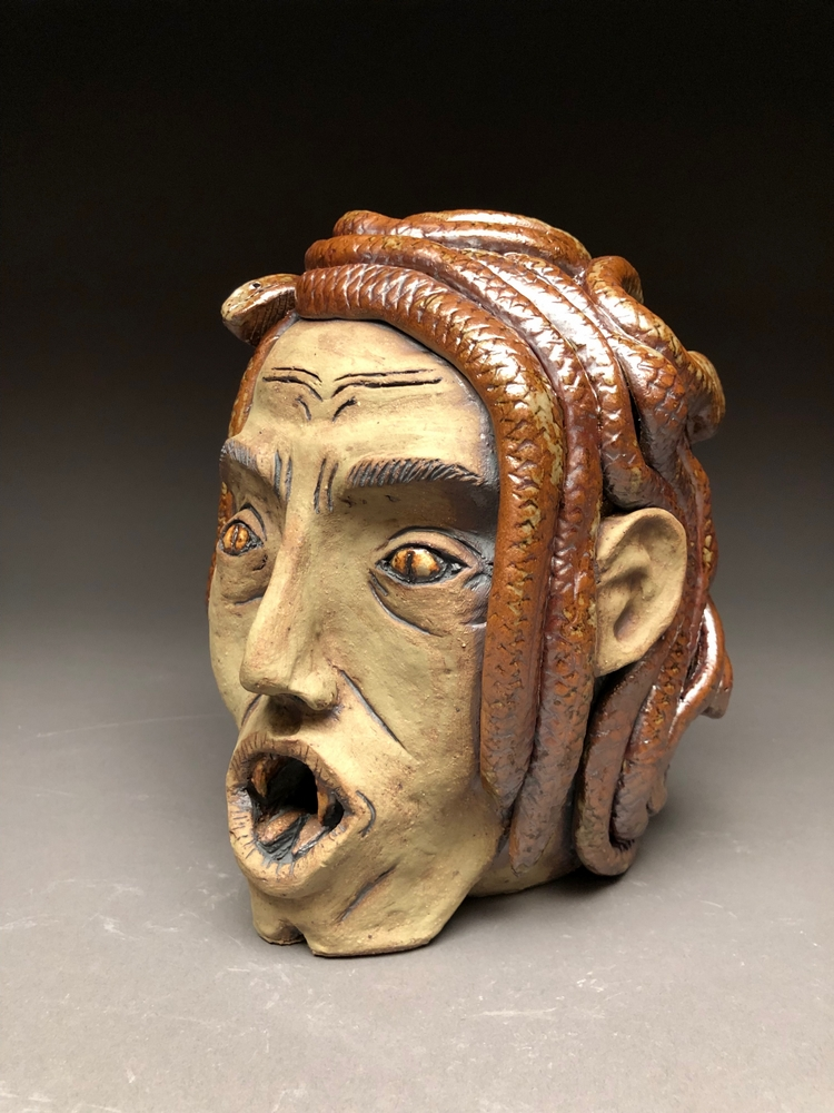 Shelby Kaiser - Face Jug Project