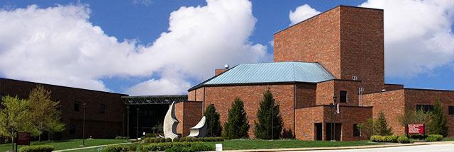 IUS Campus view
