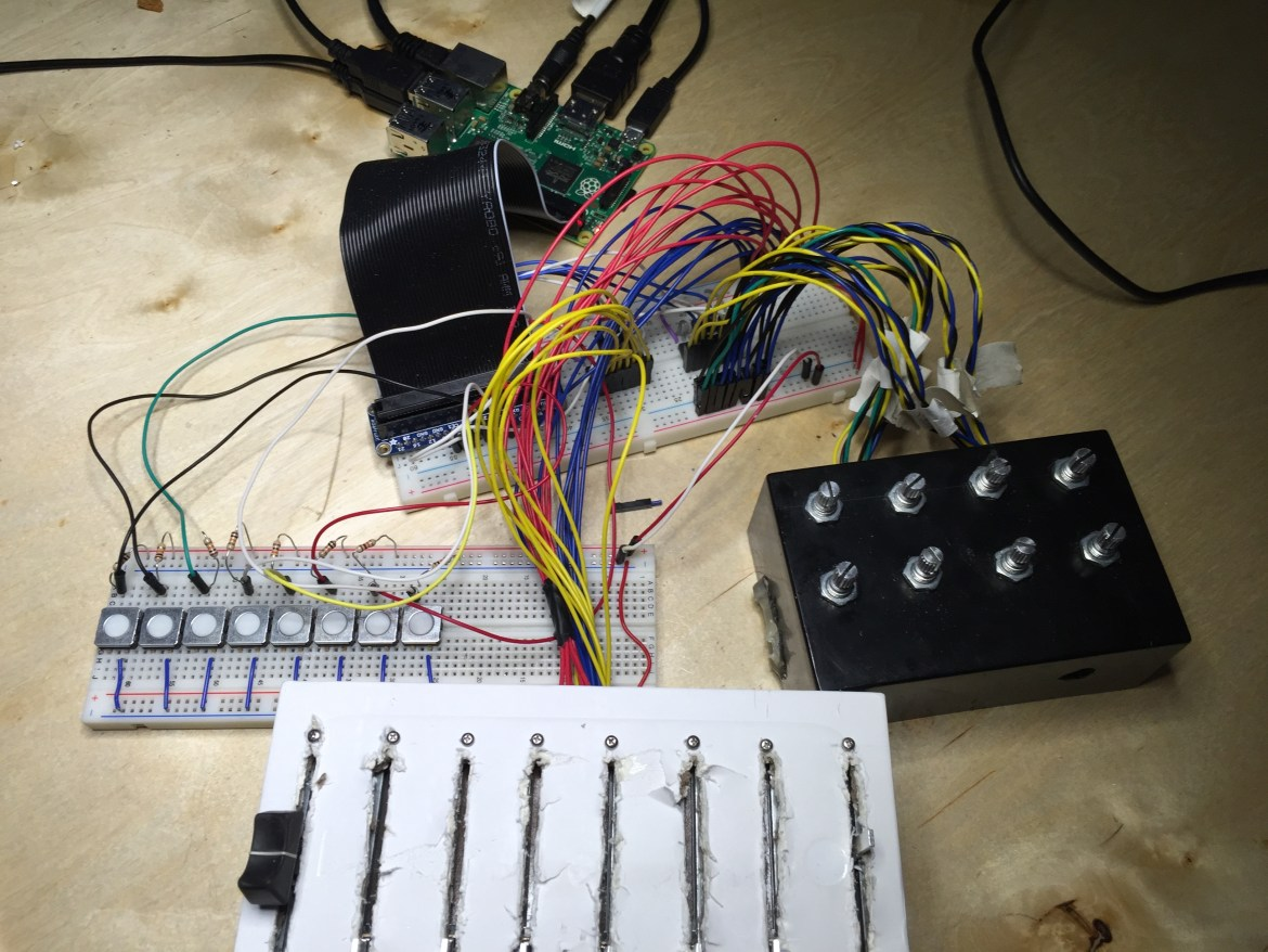 Raspberry Pi Synthesizer