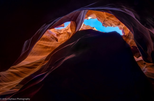 Arizona, Navajo Nation   Upper Antelope Canyon