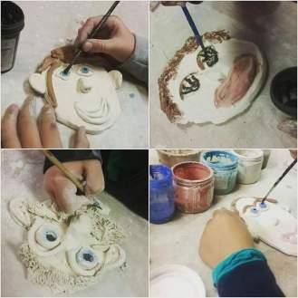 Childrens ceramic classes Ballarat Victoria Australia