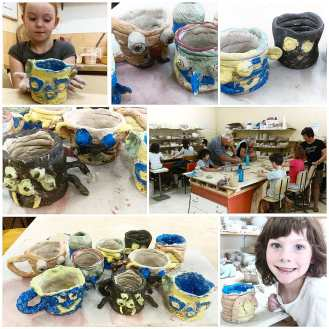 School Holiday Program - pottery at ClayMotion, Ballarat