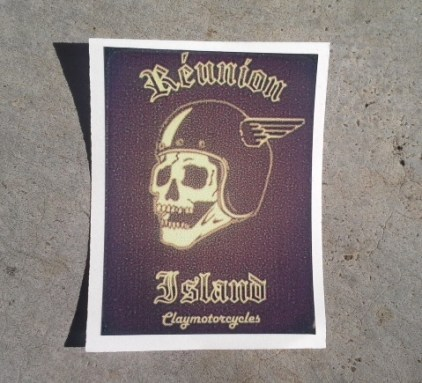 skull old school