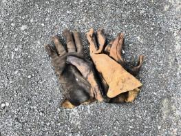 ça c'est du gant vintage !