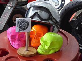 skulls and me