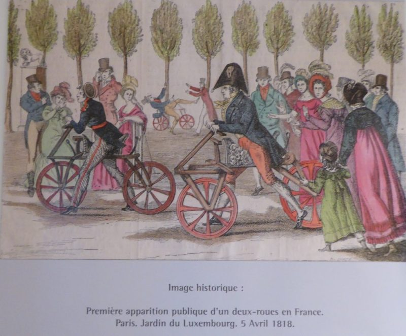 2 roues 1818
