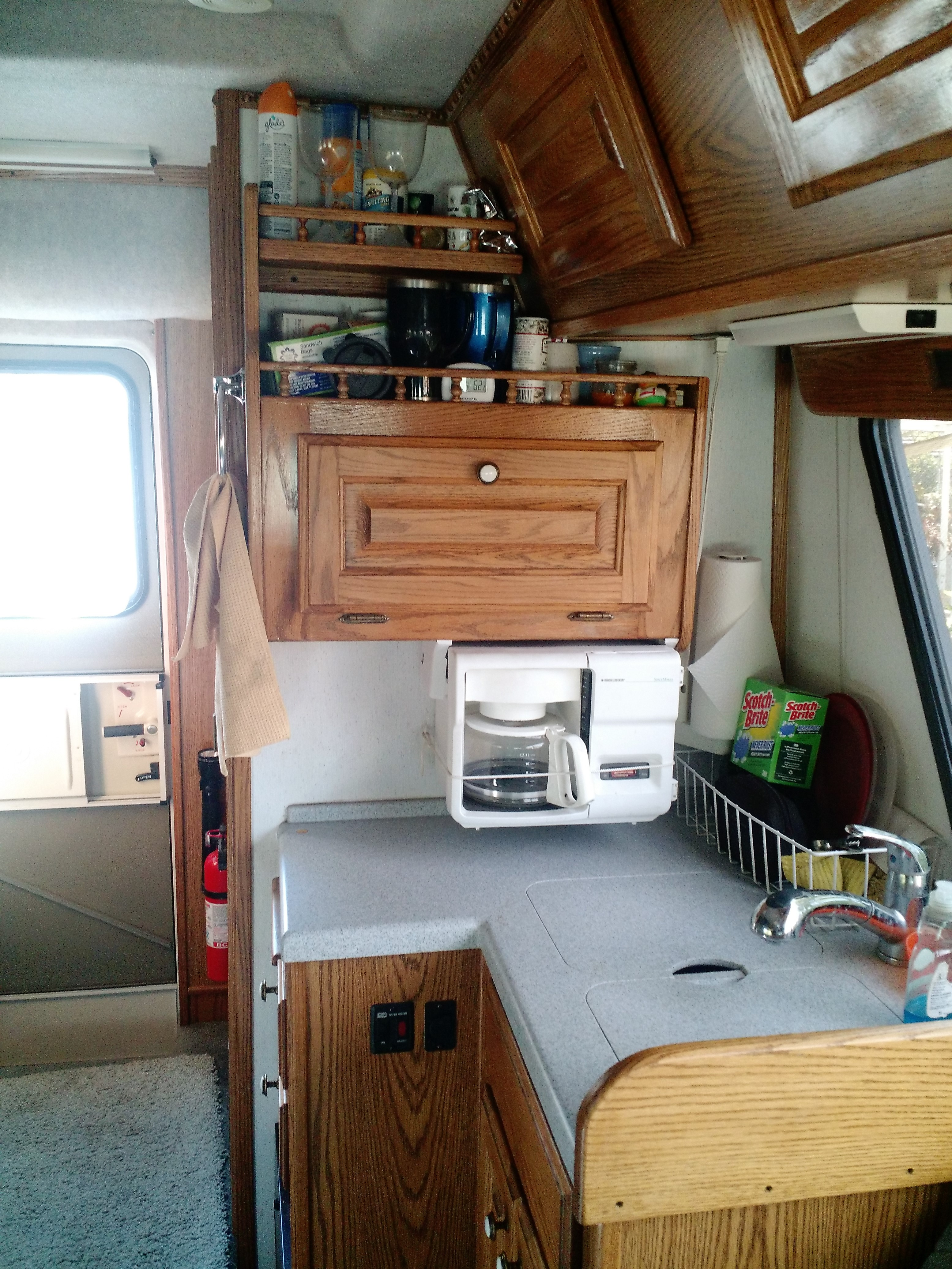 Chinook Concourse RV – Clay's Retirement Blog
