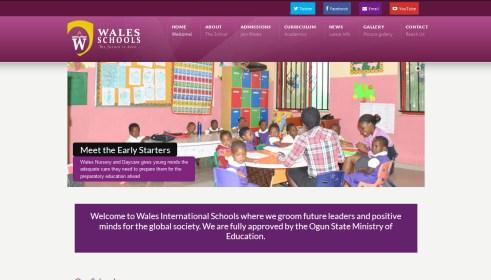Wales Schools